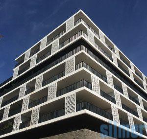 Weißer Beton – AMBORELLA